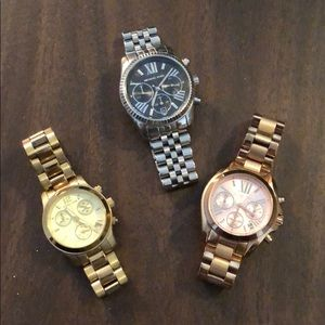 Michael Kors Watches Lot